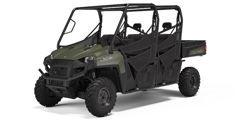 2021 Polaris Ranger Crew 570 Full-Size Base at Sloans Motorcycle ATV, Murfreesboro, TN, 37129