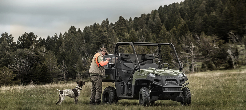 2021 Polaris Ranger Crew® 570 Full-Size Base at Polaris of Ruston