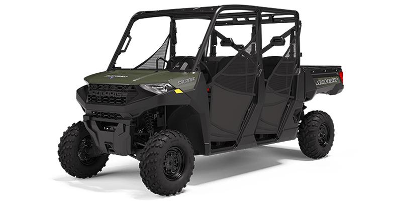 Ranger Crew® 1000 at Shawnee Honda Polaris Kawasaki