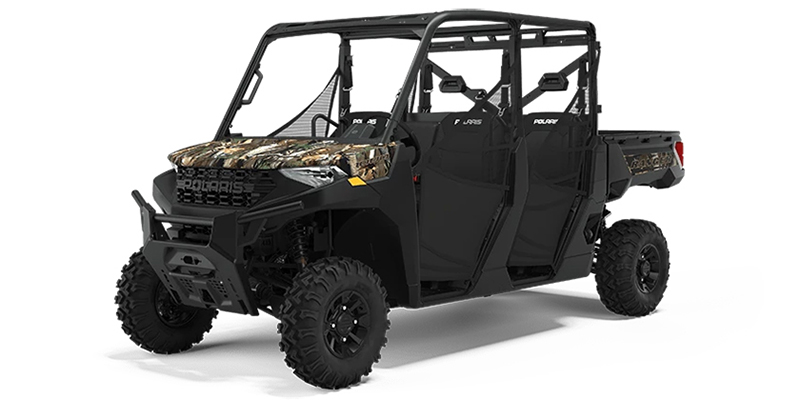 2021 Polaris Ranger Crew® 1000 Premium at Polaris of Ruston