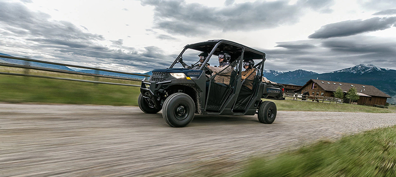 2021 Polaris Ranger Crew® 1000 Premium at Polaris of Ruston