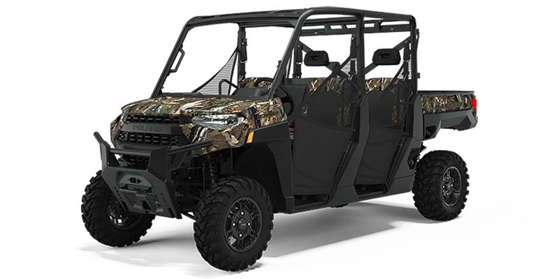 2021 Polaris Ranger Crew XP 1000 Premium at Southern Illinois Motorsports