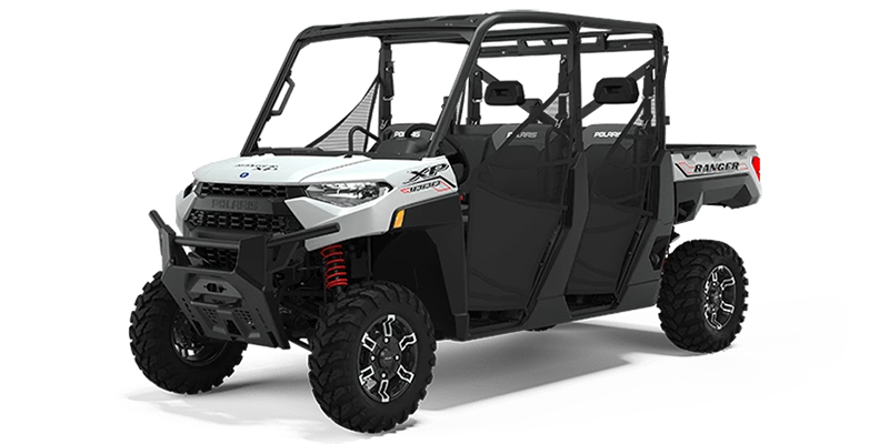 2021 Polaris Ranger Crew XP 1000 Premium at Waukon Power Sports, Waukon, IA 52172
