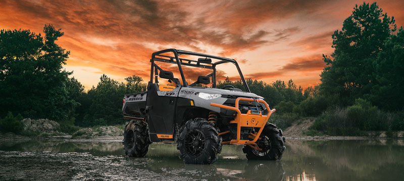 2021 Polaris Ranger Crew® XP 1000 High Lifter Edition at Polaris of Ruston