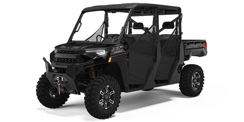 2021 Polaris Ranger Crew® XP 1000 Texas Edition at Polaris of Ruston