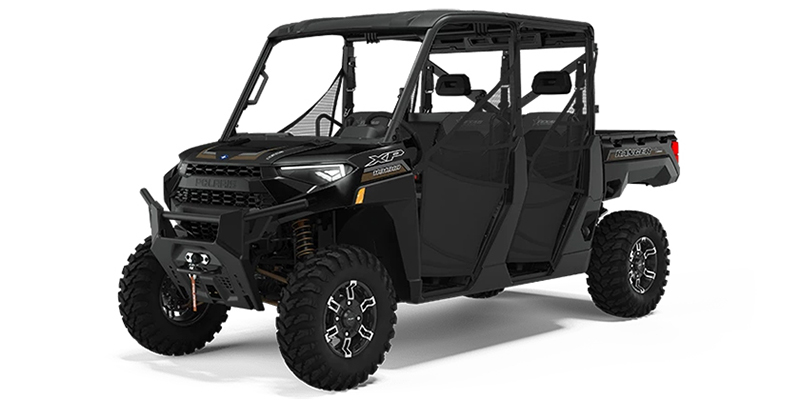 2021 Polaris Ranger Crew XP 1000 Texas Edition at Sloans Motorcycle ATV, Murfreesboro, TN, 37129