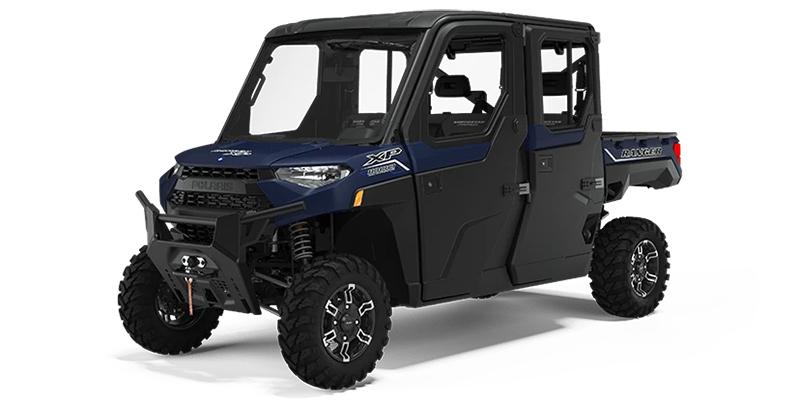 2021 Polaris Ranger Crew XP 1000 NorthStar Edition Premium at Sloans Motorcycle ATV, Murfreesboro, TN, 37129