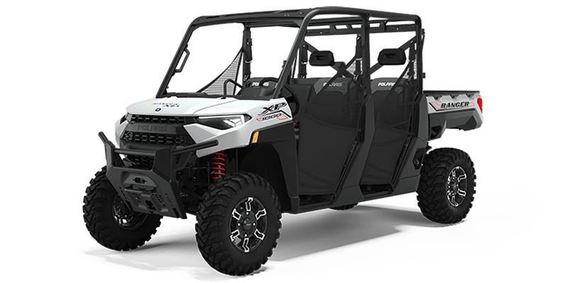 2021 Polaris Ranger Crew XP 1000 Trail Boss Base at Sloans Motorcycle ATV, Murfreesboro, TN, 37129