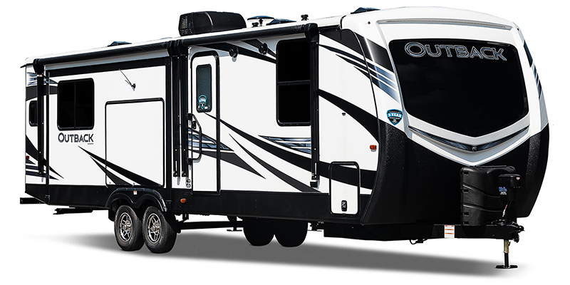 Outback 341RD at Prosser's Premium RV Outlet