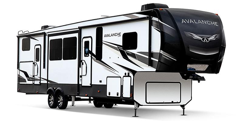 Avalanche 382FL at Prosser's Premium RV Outlet