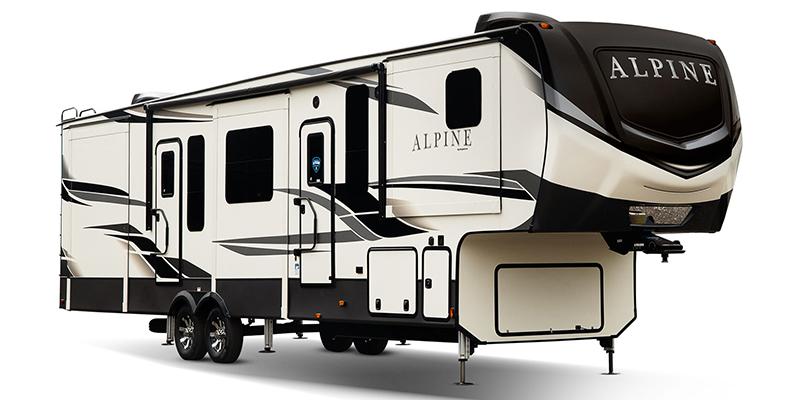 Alpine 3650RL at Prosser's Premium RV Outlet