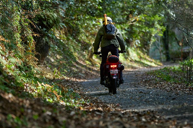 2021 Honda Trail 125 ABS at Sloans Motorcycle ATV, Murfreesboro, TN, 37129