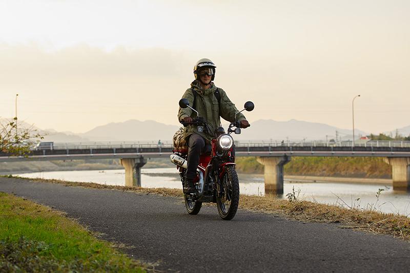 2021 Honda Trail 125 ABS 125 ABS at Martin Moto