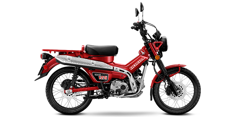 Trail 125 ABS at Sun Sports Cycle & Watercraft, Inc.