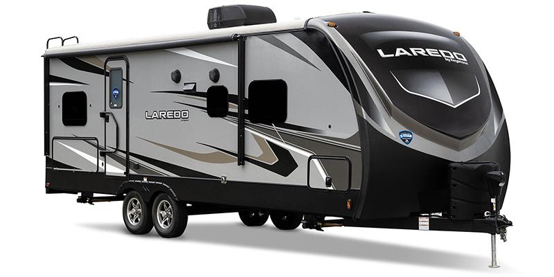 Laredo 335MK at Prosser's Premium RV Outlet