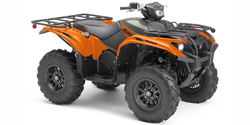 2021 Yamaha Kodiak 700 EPS SE at Sloans Motorcycle ATV, Murfreesboro, TN, 37129