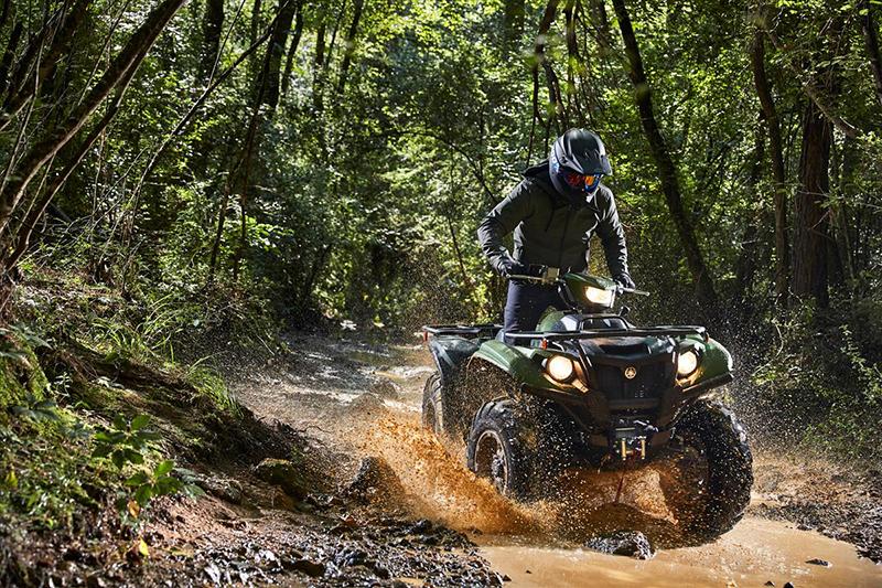 2021 Yamaha Kodiak 700 EPS SE 700 EPS SE at Martin Moto