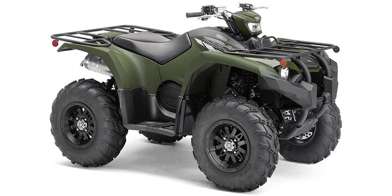 2021 Yamaha Kodiak 450 EPS at Sloans Motorcycle ATV, Murfreesboro, TN, 37129