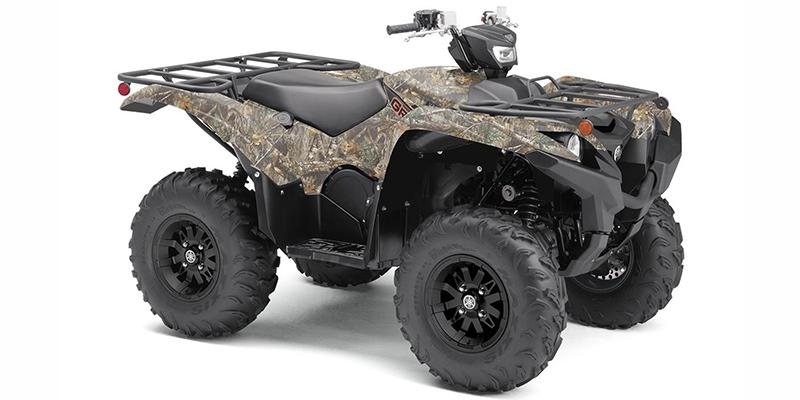 2021 Yamaha Grizzly EPS at Sloans Motorcycle ATV, Murfreesboro, TN, 37129