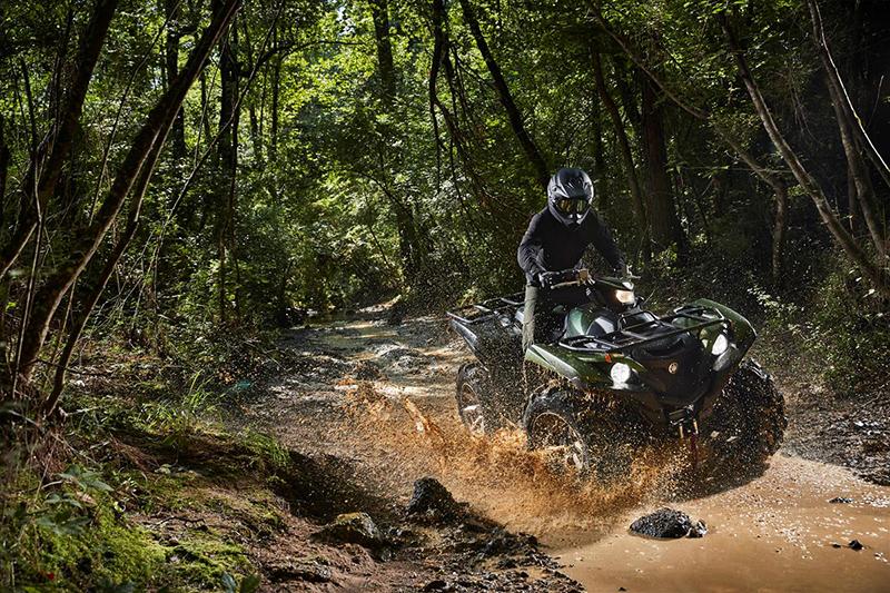2021 Yamaha Grizzly EPS XT-R at Sloans Motorcycle ATV, Murfreesboro, TN, 37129