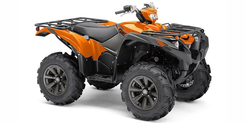 2021 Yamaha Grizzly EPS SE at Sloans Motorcycle ATV, Murfreesboro, TN, 37129