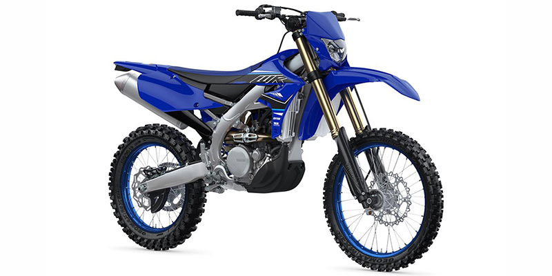 WR250F at Friendly Powersports Slidell
