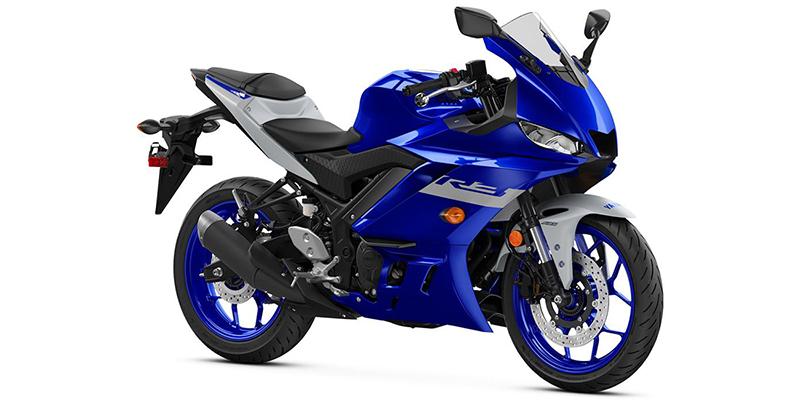 2021 Yamaha YZF R3 at Sloans Motorcycle ATV, Murfreesboro, TN, 37129