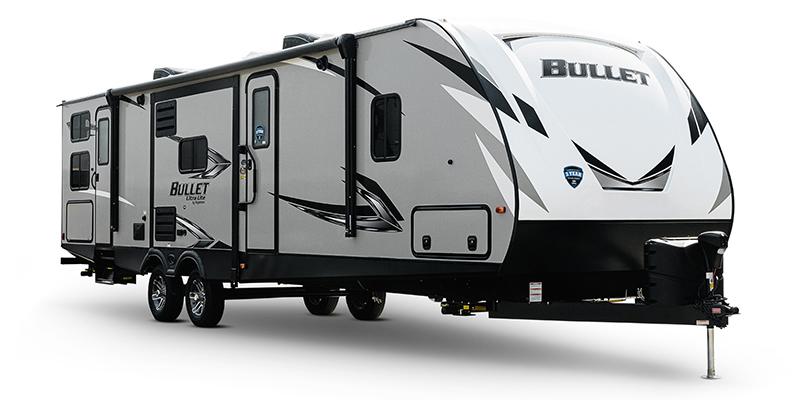 Bullet 287QBS at Prosser's Premium RV Outlet