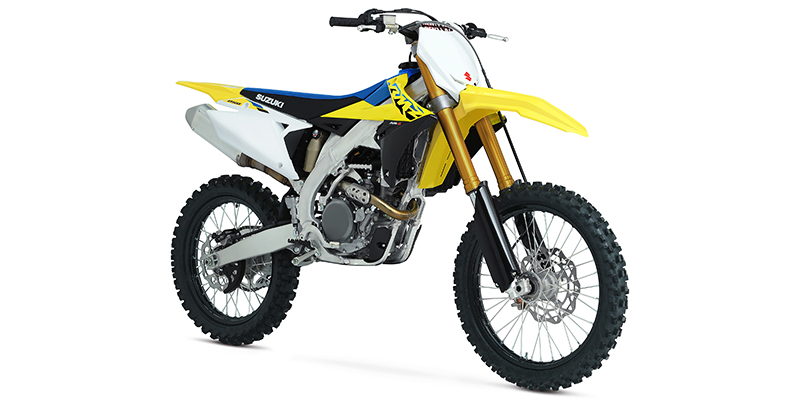RM-Z250 at Clawson Motorsports