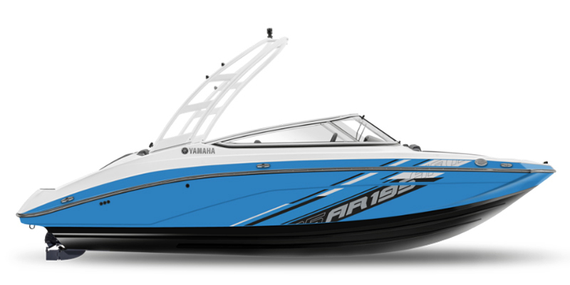 Boat at Clawson Motorsports
