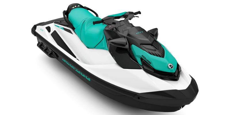 2021 Sea-Doo GTI™ 130 at Jacksonville Powersports, Jacksonville, FL 32225