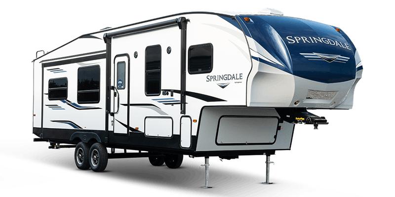 Springdale 302FWRK at Prosser's Premium RV Outlet