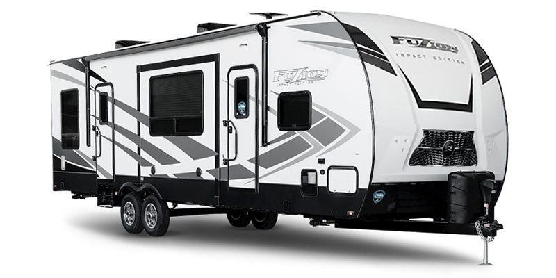 Fuzion Impact Edition 317 at Prosser's Premium RV Outlet