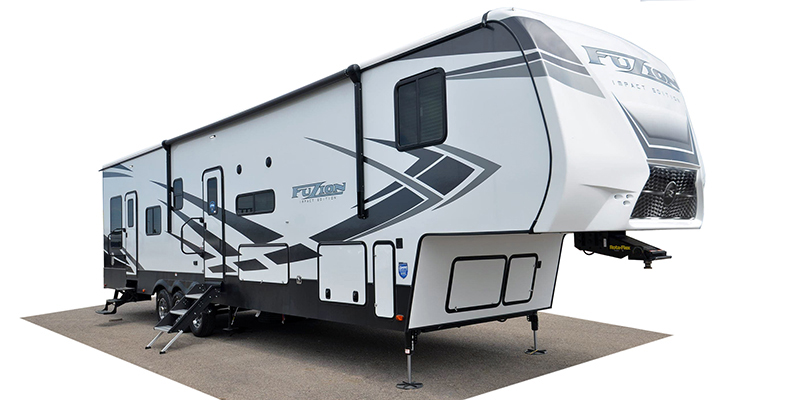 Fuzion Impact Edition 415 at Prosser's Premium RV Outlet