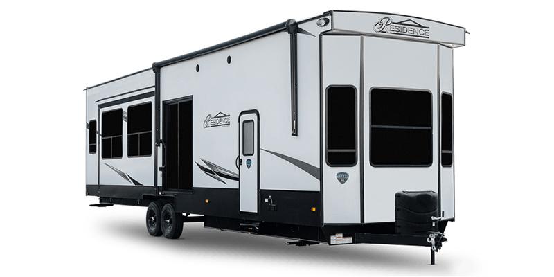 Residence 40FLFT at Prosser's Premium RV Outlet