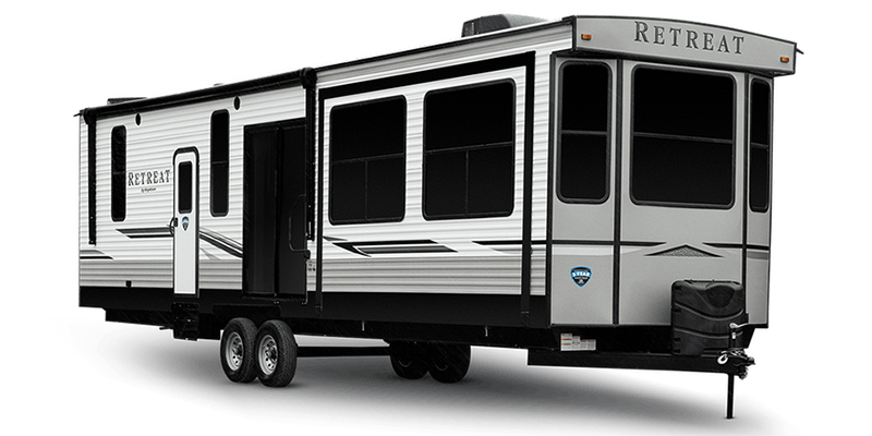 Retreat 391MBNK at Prosser's Premium RV Outlet