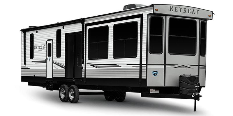 Retreat 39RDEN at Prosser's Premium RV Outlet