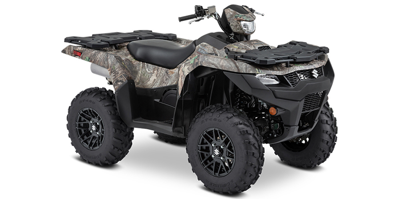KingQuad 500AXi Power Steering SE Camo at Clawson Motorsports