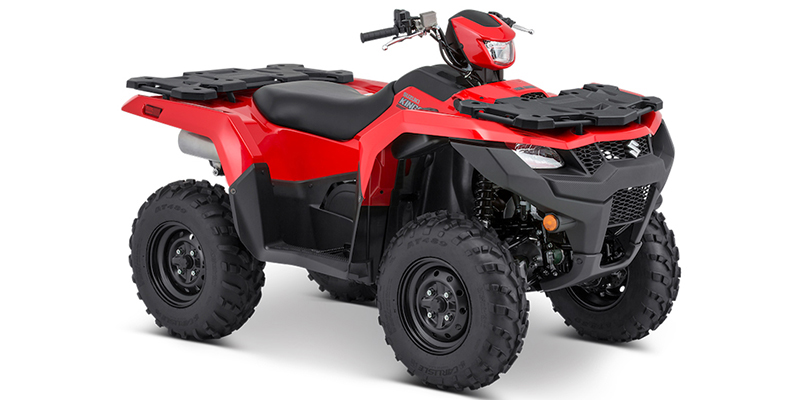 KingQuad 750AXi Power Steering at Clawson Motorsports