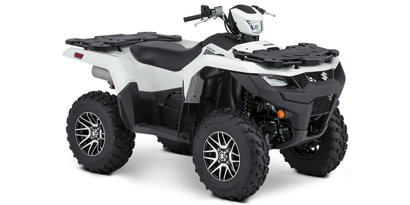 KingQuad 750AXi Power Steering SE at Clawson Motorsports