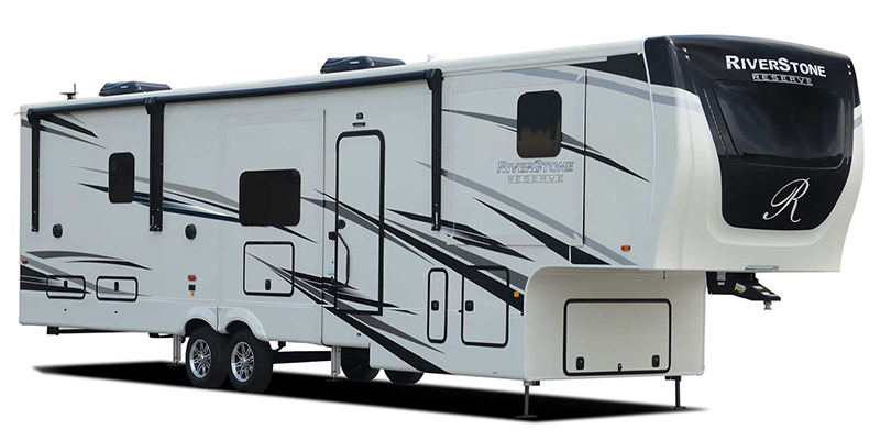 Riverstone Reserve 3410PMK at Prosser's Premium RV Outlet