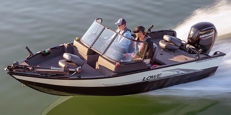 2021 Lowe Fishing Machine 1675 WT at DT Powersports & Marine