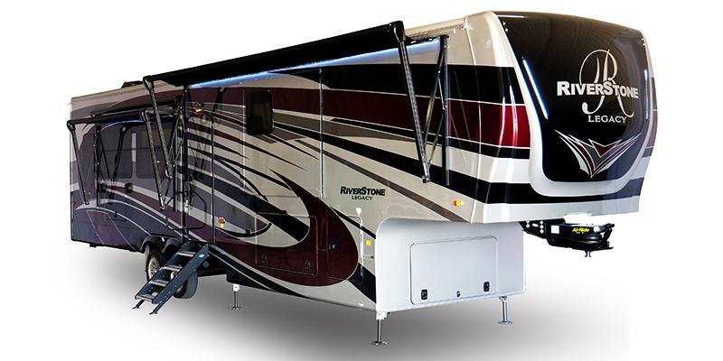 Riverstone 42FSKG at Prosser's Premium RV Outlet