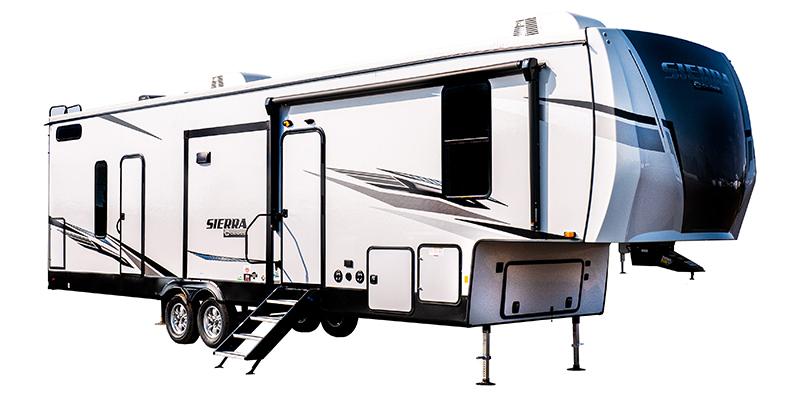 Sierra 384QBOK at Prosser's Premium RV Outlet