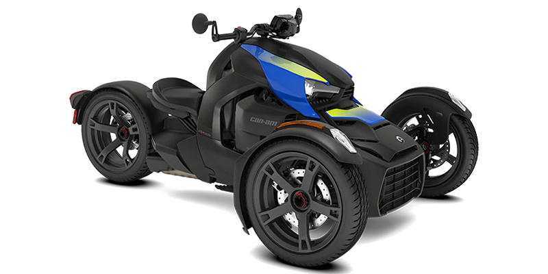 Motorcycle at Sun Sports Cycle & Watercraft, Inc.