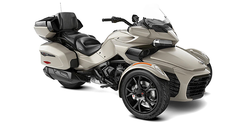 2021 Can-Am Spyder F3 Limited at Sloans Motorcycle ATV, Murfreesboro, TN, 37129