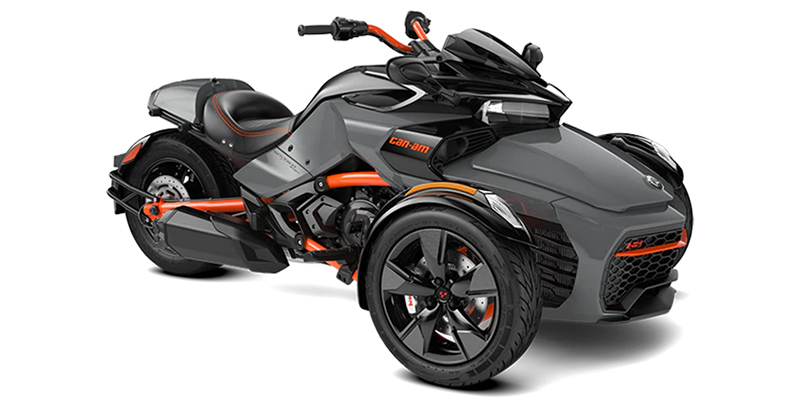 2021 Can-Am Spyder F3 S Special Series at Sloans Motorcycle ATV, Murfreesboro, TN, 37129