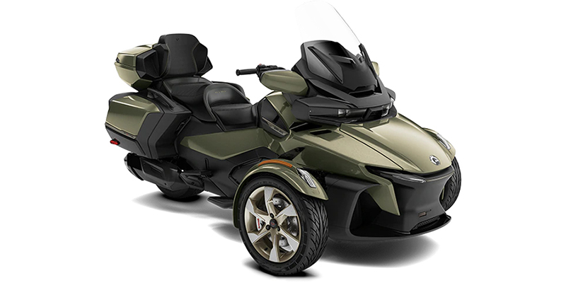 2021 Can-Am Spyder RT Sea-To-Sky at Sloans Motorcycle ATV, Murfreesboro, TN, 37129