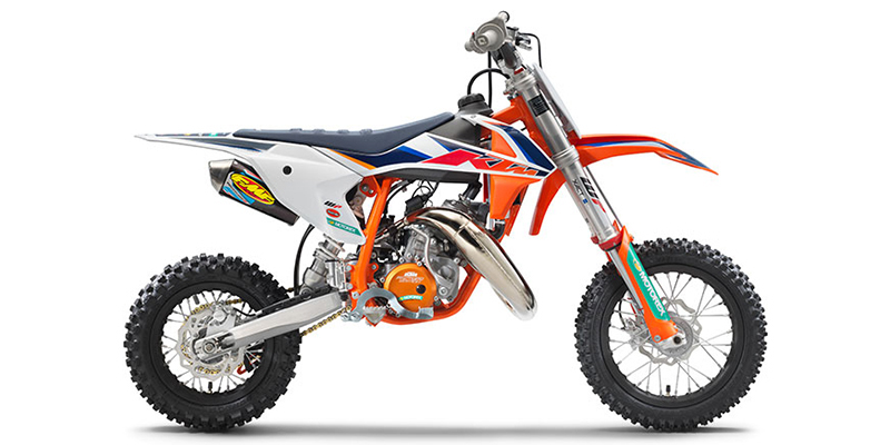 50 SX Factory Edition at Clawson Motorsports