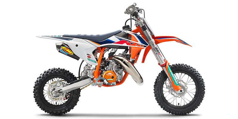50 SX Factory Edition at Pitt Cycles